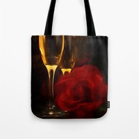 romance Tote Bags featuring Romance by ThePhotoGuyDarren