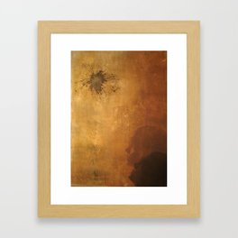 The Spark Framed Art Print