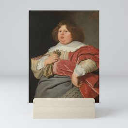 Portrait of Gerard Andriesz Bicker, Bartholomeus van der Helst, c. 1642 Mini Art Print