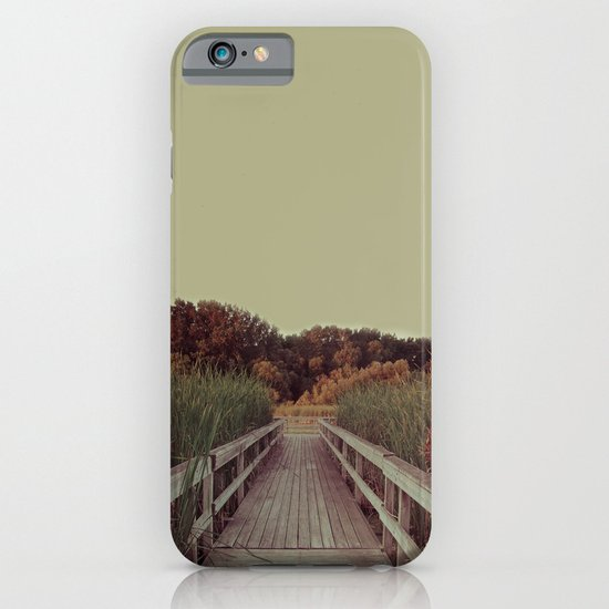 Our Youth is Fleeting, Old Age is Just Around the Bend. iPhone & iPod Case