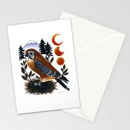 The Blue Ridge Kestrel Stationery Cards