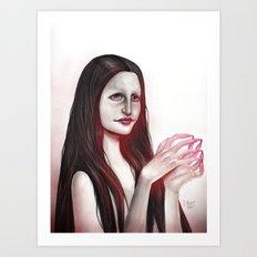 The Wait Art Print