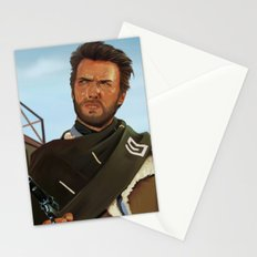 For a fistful of dollars Stationery Cards