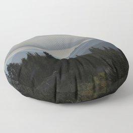 Forest Alpine Floor Pillow