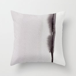 Serene Moments No.47 by Kathy Morton Stanion Throw Pillow