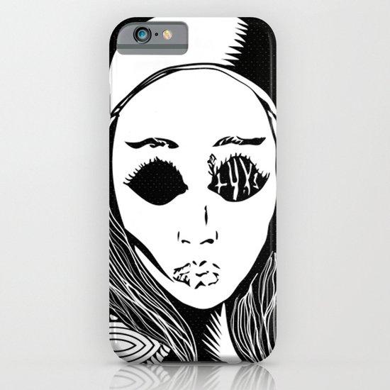 eva natas iPhone & iPod Case