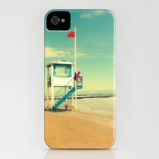 Beach iPhone (4, 4s) Slim Case