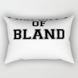 Property of BLAND Rectangular Pillow