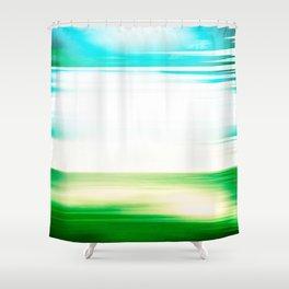 Speed Shower Curtain