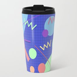 Memphis #42 Travel Mug