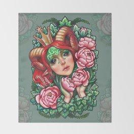 Titania Stigmata Throw Blanket