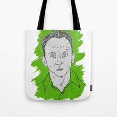 Compulsive Liar, Punching Bag, Anti-Hero:  Benjamin Linus Tote Bag