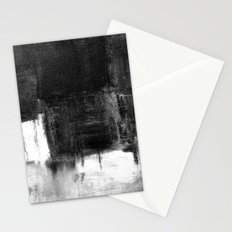 melt into darkness Stationery Cards