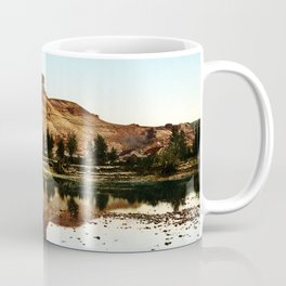 Green River, Wyoming, 1898 Coffee Mug