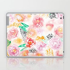 Abstract Watercolor III Laptop & iPad Skin