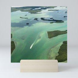 Intercoastal Waterway Mini Art Print