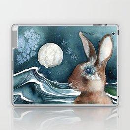 Barnacle Bunny Laptop & iPad Skin