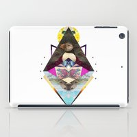 puffin iPad Cases featuring Cute puffin by Dalika