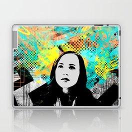 Ellen Page Inception Print Laptop & iPad Skin