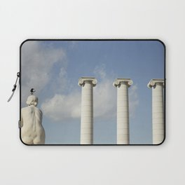The five pillars Laptop Sleeve
