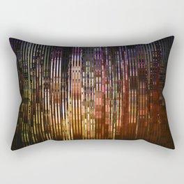 Metropolis Rectangular Pillow