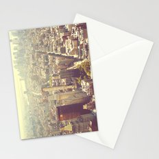A CITY OF APPLES? Stationery Cards