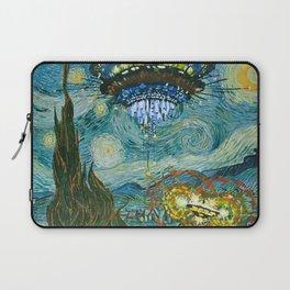 Starry Encounters Laptop Sleeve