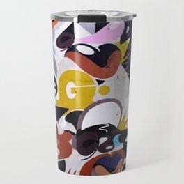 Street Art 1 Travel Mug