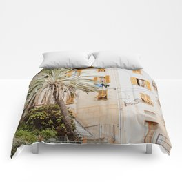 Manarola, Cinque Terre II Comforters