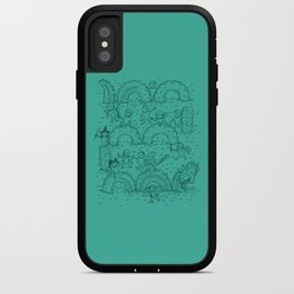 The Tire Dragon iPhone Case