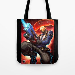 over Tote Bag