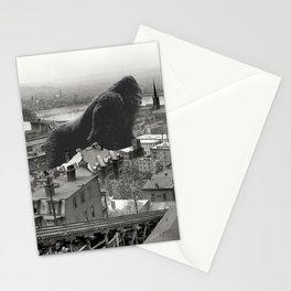 Cincinnati King Kong and Godzilla Rumble Stationery Cards