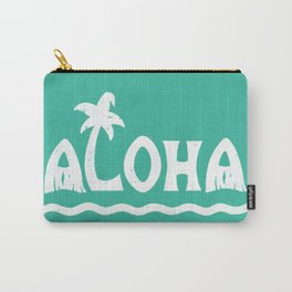 Aloha! Carry-All Pouch