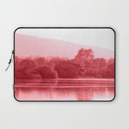 Raspberry Riverbank Laptop Sleeve