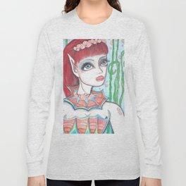 Mermaid Jilian Long Sleeve T-shirt