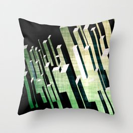 struct Throw Pillow