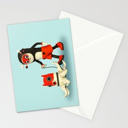 Deeryk and DaPet Stationery Cards