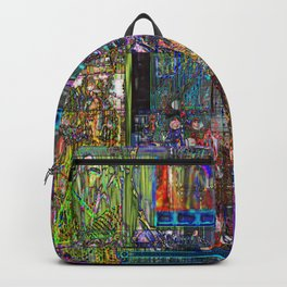 Motherless Whale Eye (or Spies From Imaginary Countries) [Another New Twist on Stupid Series] Backpack