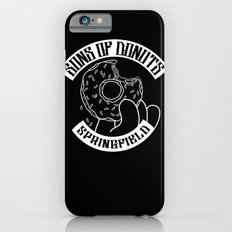 Sons Of Donuts / Simpsons / Donuts (BW version) Slim Case iPhone 6s