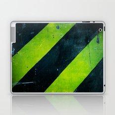 Warning! Laptop & iPad Skin
