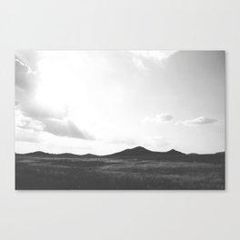 Comanche Country Canvas Print
