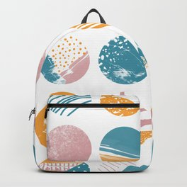 This and That | Patterns and Texture Backpack