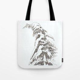 Weak in the Trees Tote Bag