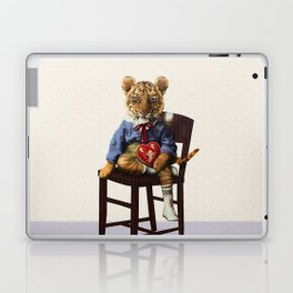Tiny Tiger Valentine Laptop & iPad Skin