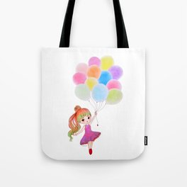 My Balloon Tote Bag
