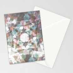The moons and stars Stationery Cards