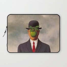 The Son of Man Laptop Sleeve