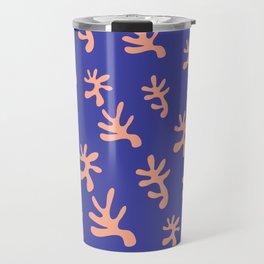 Bennington Blue Travel Mug