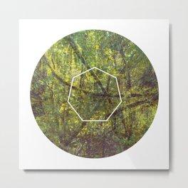 Geometrie #6 Metal Print
