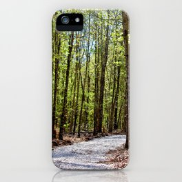 Into the Forest I Must Go!  iPhone Case